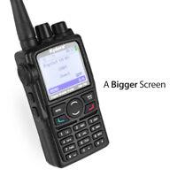 US! Kydera DM-760 Digital Two way Radio 400-480MHz UHF 2000mAh DMR w/ Motorola