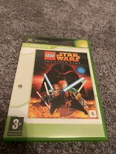 XBOX LEGO STAR WARS THE VIDEO GAME