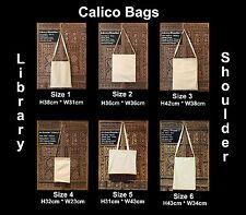 Calico Bags Bulk Library Calico Bag Shoulder Calico Bag Sydney Calico Tote Bags