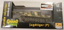 Easy Model MRC 1/72 German Jagdtiger SPzJagAbt653 #314 Tank Model Built Up 36112