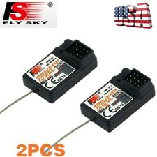 2Pcs Flysky FS-GR3E 2.4G 3CH Receiver For GT2B GT2GT3B GT3C Transmitter RC Car