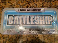 Battleship Hasbro Gaming Road Trip Walmart Exclusive New Sealed Portable