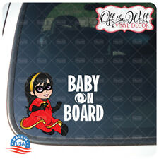 """Little Violet - Incredibles """"Baby, Kid, or Kids on Board"""" BUYERS CHOICE - Sign"""
