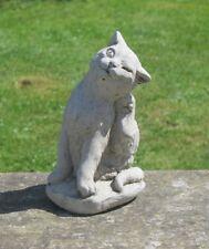 Miniature Scratching Cat Ornament