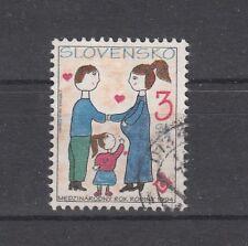 Slovacchia 1994 Anno internazionale della famiglia  usato