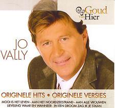 Jo Vally : Goud van Hier (CD)