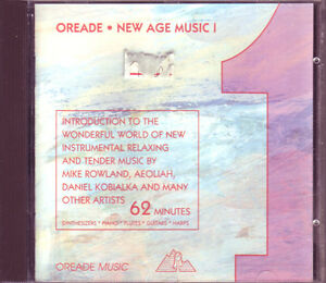Various – New Age Music I