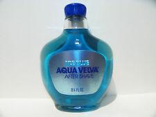 VINTAGE AQUA VELVA ICE BLUE AFTERSHAVE 8.5oz NEW 1983