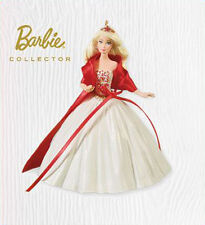 2010 Hallmark CELEBRATION BARBIE #11 Ornament HOLIDAY *Priority Shipping