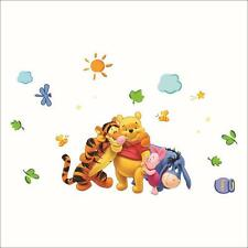 1 Set Removable Animal Cartoon Wall Sticker Children Nursery Baby Room Decor GL