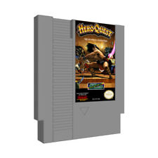 HeroQuest for Nintendo Entertainment System NES Hero Quest Hero's Quest