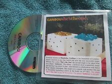 Caribou ‎– She's The One Label: City Slang CDr PROMO UK CD Single