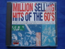 Million Selling Hits Of The 60's - Various Artists (CD, Sixties, MfP)