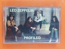 LED ZEPPELIN Profiled 823714 Cassette Tape