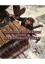 Breakheart Pass (2014 Release) R1 DVD Charles Bronson