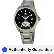 Tag Heuer WAV511A.BA0900 Grand Carrera Para Hombre De Acero Inoxidable Reloj