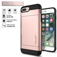Express iPhone 8 Plus Case Spigen Slim Armor CS Cover for Apple Rose Gold