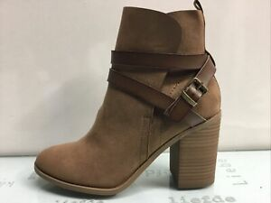 Madden Girl Eliot Boots Combat Booties Ankle Boots Sz 8M.✨