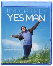 YES MAN JIM CARREY ZOOEY DESCHANEL PEYTON REED NEW SEALE WIDESREEN 2009 BLU-RAY