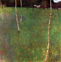 Farmhouse by Gustav Klimt Giclee Fine Art Print Reproduction on Canvas
