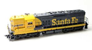 H0 Athearn Diesellok SD9 #2963 der Santa Fe