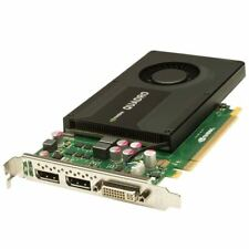 NVIDIA Quadro K2000 2GB GDDR5 Kepler GPU Server / Workstation Graphics Card