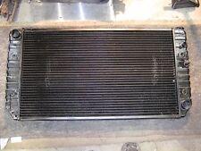 1981 - 1987 GM Chevy GMC Truck Blazer Suburban OEM Harrison 4 row/core Radiator