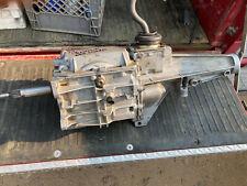 S10 T5 5 Speed Transmission Mechanincal Speedo Rat Rod Flathead Local Pick Up