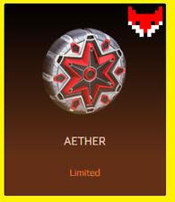 Aether | Rocket League | ps4 | RLCS recompensas | Wheels räderl | 24/7