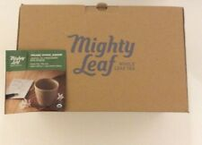 Mighty Leaf Tea, Organic Spring Jasmine  - 100 Count Foil Wrapped Pouches