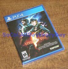 Resident Evil 5 HD +All Bonus DLC (PlayStation 4) BRAND NEW & FACTORY SEALED ps4