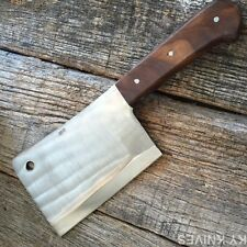 "11.5""  Heavy Duty Meat Cleaver Chef Knife Butcher Chopper Stainless Steel MC-6"