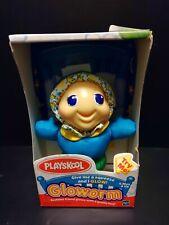 Playskool Gloworm In Box 2000 Working Green Blue Yellow