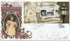 ASCENSION I 20 AUGUST 1999 QUEEN MOTHER CENTENARY M/S BENHAM LE FIRST DAY COVER