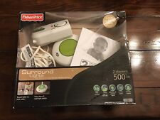 Fisher-Price Surround Light & Sound Monitor With Dual Receivers