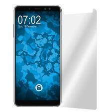 4 x Samsung Galaxy A8 (2018) Film de Protection clair Protecteurs Écran