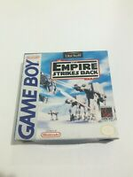 Star Wars The Empire Strikes Back Gameboy Nintendo 1996 Box Only No Game