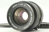 MINT Mamiya Sekor C 55mm f2.8 N Wide Angle Prime Lens From JAPAN #F509
