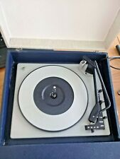 1960s fidelity hf35 record player working