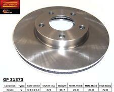 Disc Brake Rotor fits 2004-2009 Mazda 3  BEST BRAKES USA