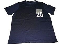 NEU Livergy Herren Schlafshirt Gr. L 52 / 54 dunkelblau !!