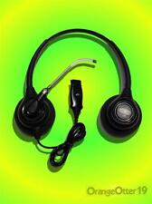 Plantronics H261 SupraPlus Headset use with M22, M12, MX10 & VOip Voice Over IP