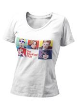 Breakfast Club Retro 80S 90S Movie Film Tv Show Womans T Shirt