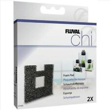 Fluval CHI Aquarium Filter Foam Replacement - 2 Pack