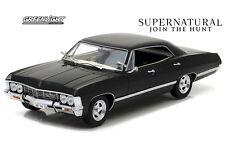Supernatural 1967 Chevrolet Impala Sport Sedan 1/24 Scale Diecast Model