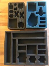 Game Storage Foam- Battlefoam Feldherr and other Foam Packaging Materials- Used!