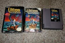 Ultima: Quest of the Avatar (Nintendo Entertainment System NES) Complete FAIR