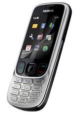 Nokia  Classic 6303i - Steel (Ohne Simlock) Handy NEU!! Unbenutzt! 100% original
