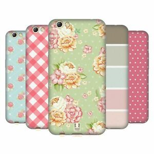 HEAD CASE DESIGNS FRENCH COUNTRY PATTERNS SOFT GEL CASE FOR OPPO PHONES