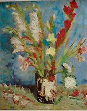 Vincent van Gogh - Vase of Gladioli and Chinese asters, Brueghel to Van Gogh.